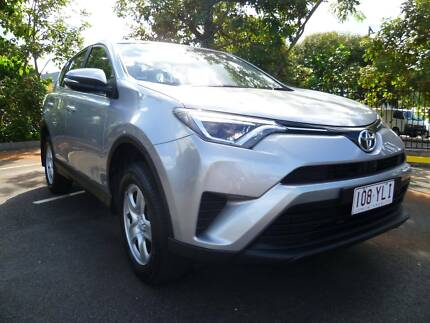 2017 Toyota RAV4 SUV Atherton Tablelands Preview