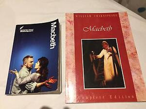 shakespeare novels (macbeth, romeo&juliet) Scoresby Knox Area Preview