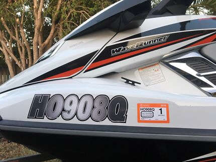 Jet ski super charged Yamaha fx-sho