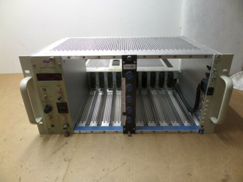 Canberra 2100-1 Chassis w/ Power Supply, PRA 1706 Loc M2
