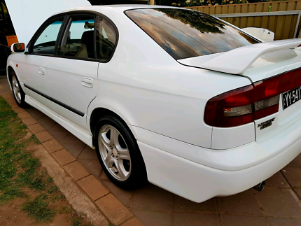 Subaru liberty rx 2.5lt