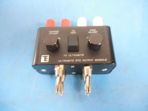 Thermo Electric Ultramite RTD Output Module