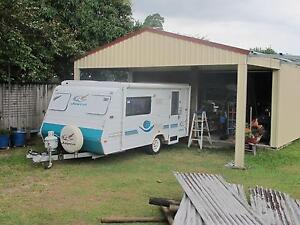 2003 Jayco Bungalow Cairns City Preview