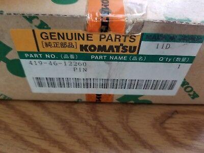 419-46-12260 Komatsu Pin New