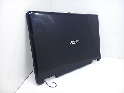 Genuine Acer Aspire 5532 5532-5535 Blue LCD Back Cover + Bezel AP06S000403 / 11