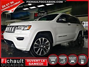 Jeep Grand Cherokee 2017 4X4 OVERLAND*** TOIT PANORAMIQUE***NAVI