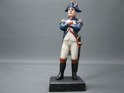 Napoleon-büste (Gusseisen Statue  Napoleon Büste 26 cm )