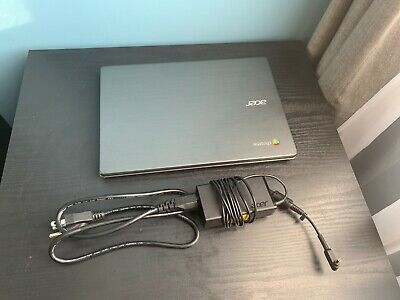 *READ* Acer Chromebook 11 C740 (16GB SSD, Intel Celeron, 4GB RAM) w/ Charger