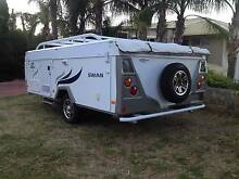 2012 Jayco Swan campervan caravan camper Mount Richon Armadale Area Preview