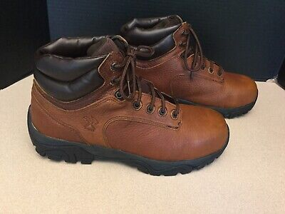 """Mens Iron Age 6"""" Composite Toe EH Work Boots. Size 12 Wide. Great Condition!"""