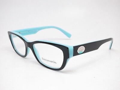 941e68999fc2 Tiffany   Co TF 2172 Color Splash 8055 Black   Blue Eyeglasses 52mm Rx-able