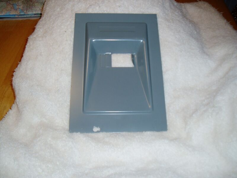 Federal Pacific Subpanel Cover - 3-6 Spaces