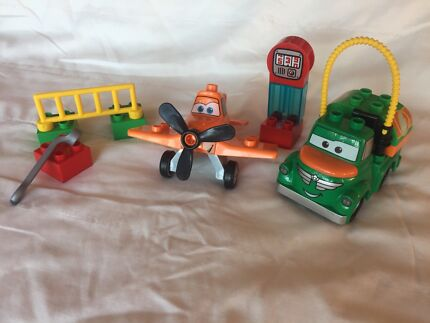 Lego Friends Air Plane Set With Instructions Toys Indoor