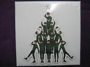 EXO-EXO-K-Miracles-In-December-Korean-Ver-Special-Album-CD-NEW-SEALED