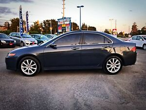 2006 ACURA TSX LEATHER | LOW KM | SAFETY | WINTER TIRES