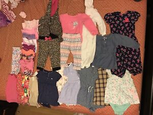 6-9/6-12 months baby girl clothes