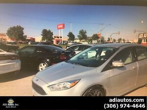 2015 Ford Focus SE Hatch...ONLY $139 B/W...