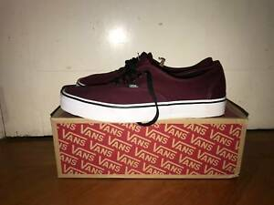 87db645c4fcea2 Vans Authentic Port Royale  47 Black size 11