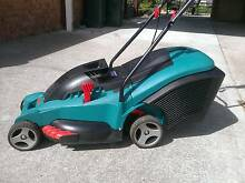 Bosch Rotak 43 Electric Mower with Catcher Canberra Region Preview