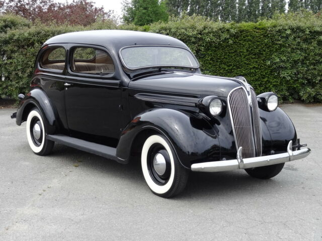 1937 Plymouth 2 Door Slant Back Used Plymouth Other For