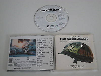 FULL METAL JACKET/SOUNDTRACK/ABIGAIL MEAD(WARNER BROS. 7599-25613-2) CD ALBUM