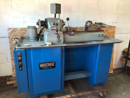 Hardinge Super Precision DSM-59 Lathe Variable Speed