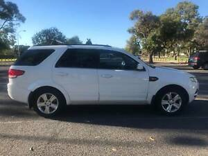 2011 Ford Territory Tx (rwd) 6 Sp Automatic 4d Wagon