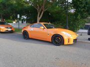 2008 Nissan 350z Track HR Manual - Great Condition Subiaco Subiaco Area Preview