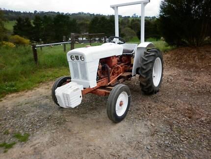 Satoh Tractor Brukunga Mount Barker Area Preview