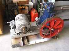 Newman electric induction motor air compressor Cromer Manly Area Preview