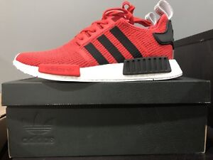 """NMD_R1 """"core red"""" sz11.5"""