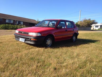 1991 Toyota Corolla for sale Forcett Sorell Area Preview