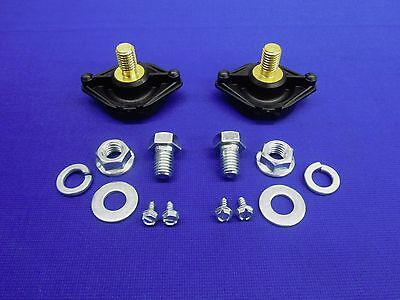 Fits Lincoln Welder Sa-200 Blackface Side Main Lug Assembly Terminal Lead Kits