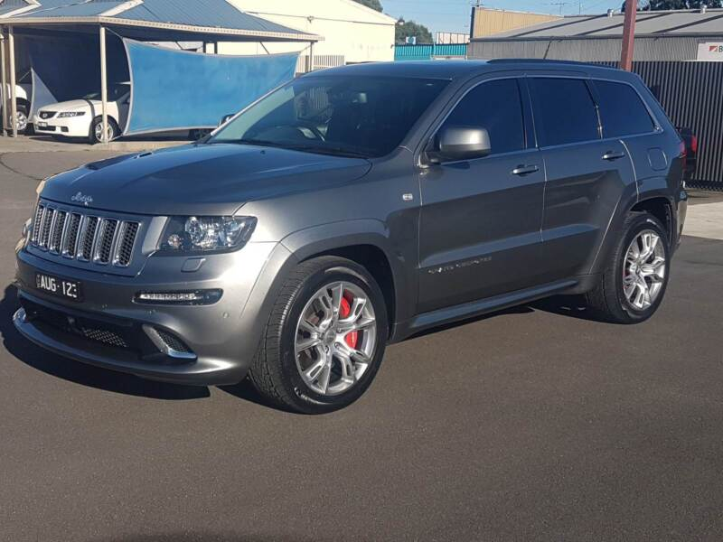 Get A CarRecord Report For This Car. Car Record. 2013 Jeep Grand Cherokee  SRT ...