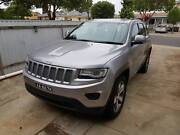 Jeep Grand Cherokee WK 2014 Adelaide CBD Adelaide City Preview