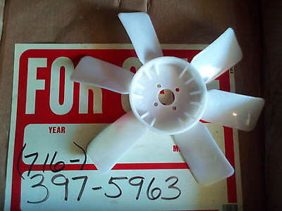 New Komatsu D20 D21 Cooling Fan -5 -6 -7