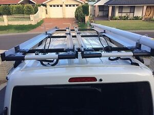 Roof and ladder Racks For Sale $2000 Old Toongabbie Parramatta Area Preview