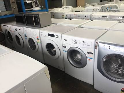 WASHING MACHINES  FROM $150 WITH WARRANTY