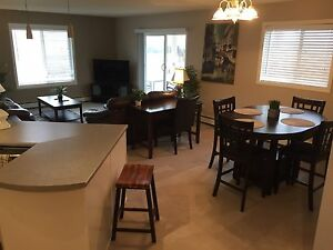 Exec  2 Bd Top Flr riverview furnished Fort Sask Utiities inc