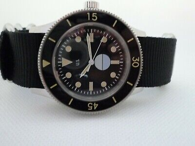 Time Arrow  FIFTY FATHOMS US submariner military 316L MIYOTA