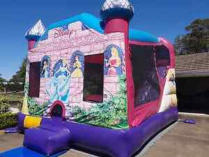 Full Day Hire Half Day RATE!!!  BOOK NOW Jumping castle hire Parramatta Parramatta Area Preview
