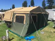 Camper Trailer - All Terrain brand Woolooware Sutherland Area Preview