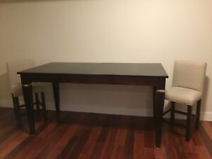Mennonite Made Solid Wood Dining Table
