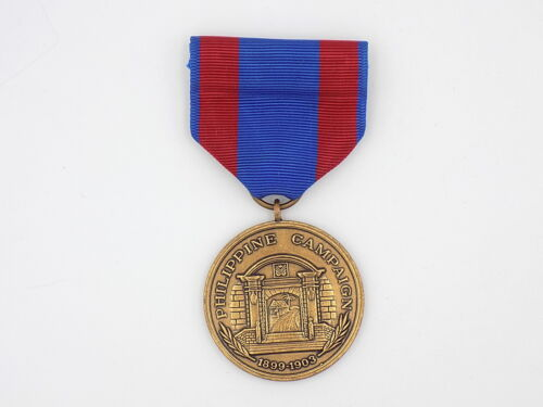 Reproduction US Navy Philippines Campaign 1899-1903 Medal G-27
