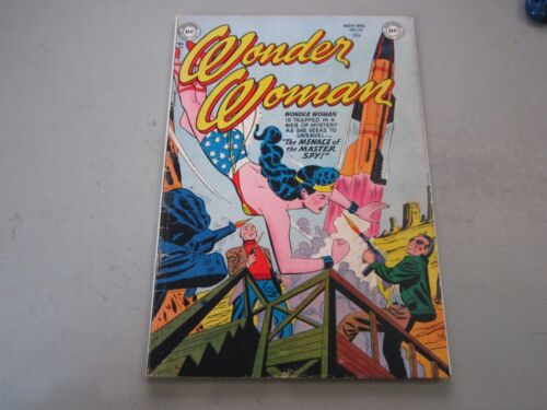 Wonder Woman #50 Comic Book 1951