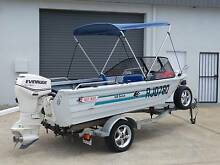 Ally Craft 4.1 Scout Aluminium Runabout Kippa-ring Redcliffe Area Preview
