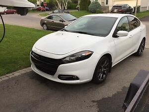 Dodge Dart SXT Rally 2015 2.4L Multi air Tigershark
