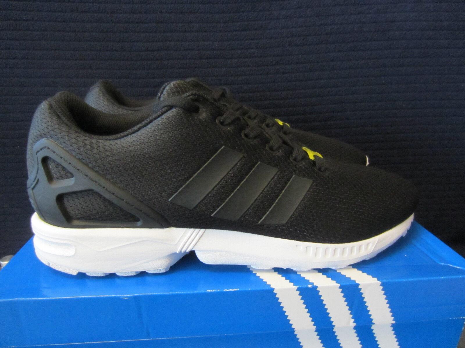 Adidas größenNeu Sneakers SchwarzBlauGrau Unisex Flux Zx