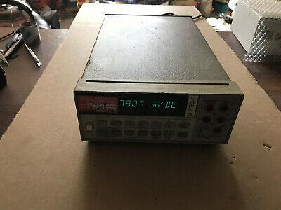 Hp 34401a Digital Multimeter 6.12 Digit