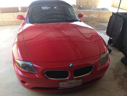 BMW Z4 2006 convertible